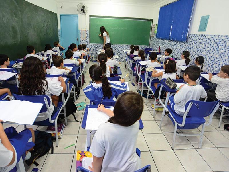 Colégio de Ensino Fundamental em Santos