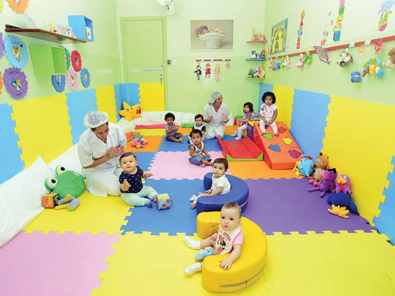 Colégio de Educação Infantil em Santos